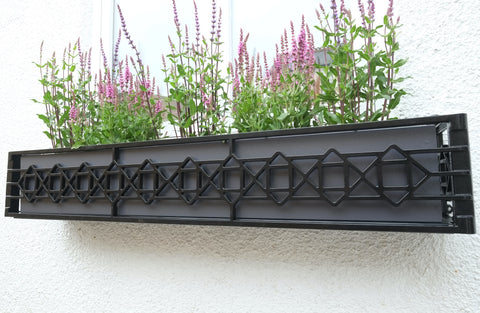 Window Boxes Art Deco