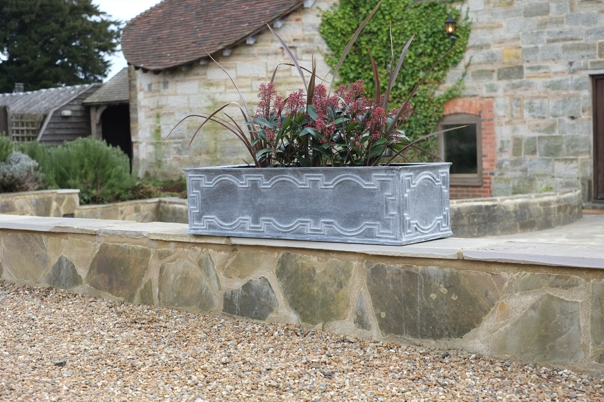 Hampton Fibreglass Window Box
