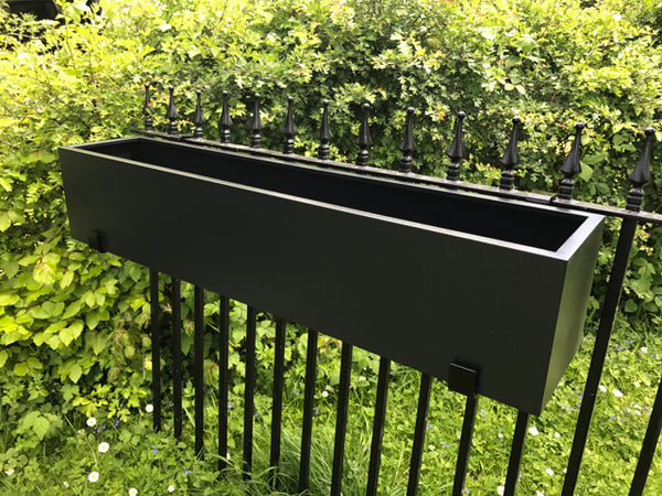 Trough Railing Brackets