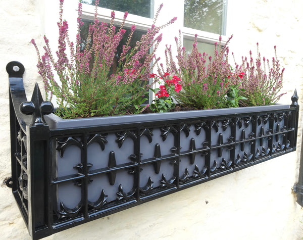 Victorian Window Boxes