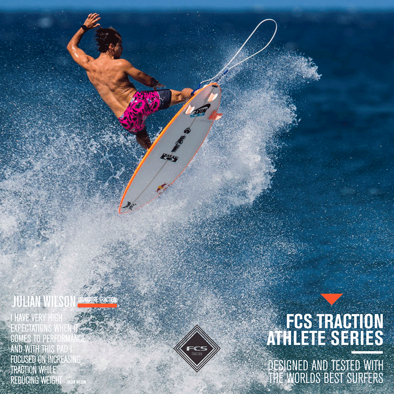 Selling Premium FCS Athlete Series Traction | Jungle Surf Store | Bali Indonesia