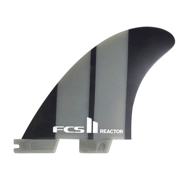 FCS II Reactor Neo Glass Thruster Fins - Jungle Surf Store - Bali Indonesia