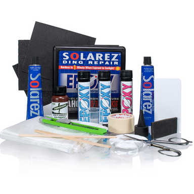 SOLAREZ Epoxy PRO Travel Kit - Jungle Surf Store
