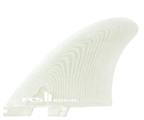 FCS II Modern Keel PC Twin Fins - Jungle Surf Store