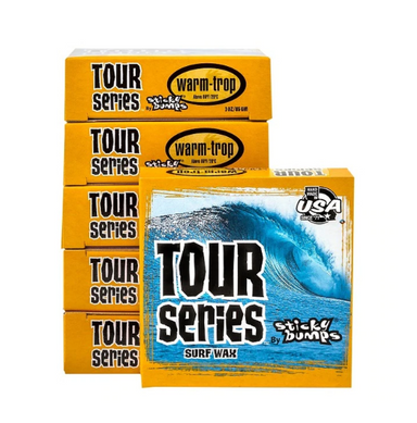 Sticky Bumps Tour Series Warm Tropical - Jungle Surf Store - Bali