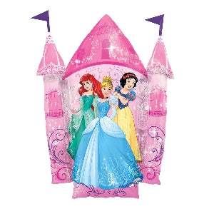Globo Mylar superforma Princesas. - Mis Globos