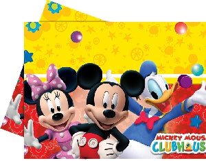 Mantel Mickey Club 120 * 180 Cm - Mis Globos