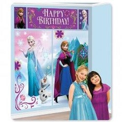 Fondo De Pared Frozen - Mis Globos