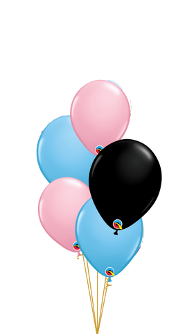 Ramo simple Revelación del Sexo (gender reveal) - Mis Globos