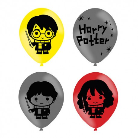 Globos de Látex Harry Potter - Mis Globos