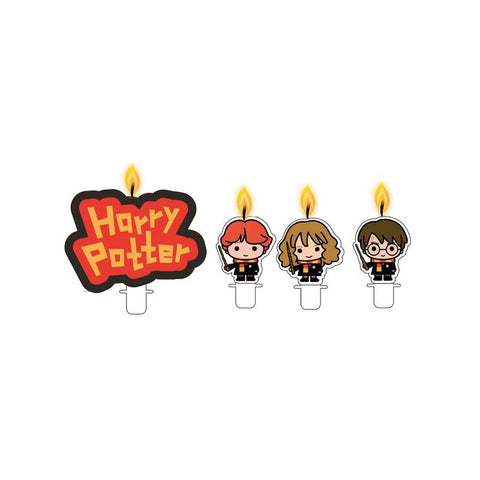 Velas de Harry Potter - Mis Globos