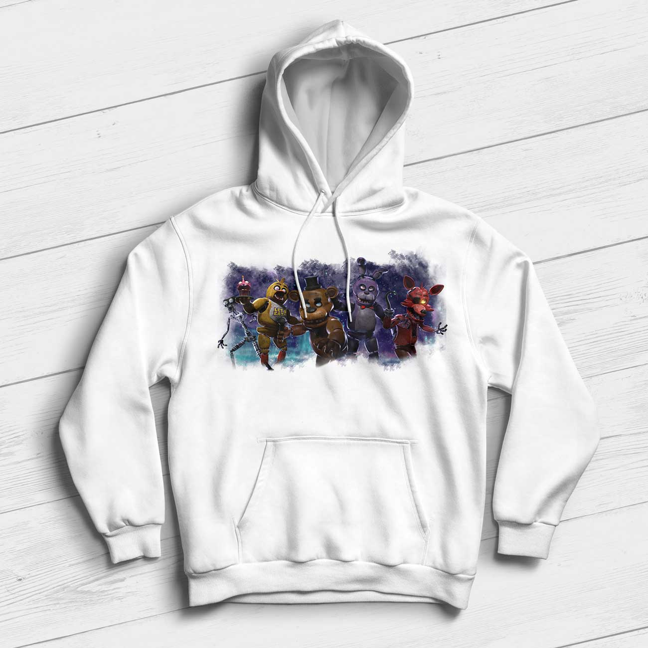 Special Delivery All-Stars Hoodie