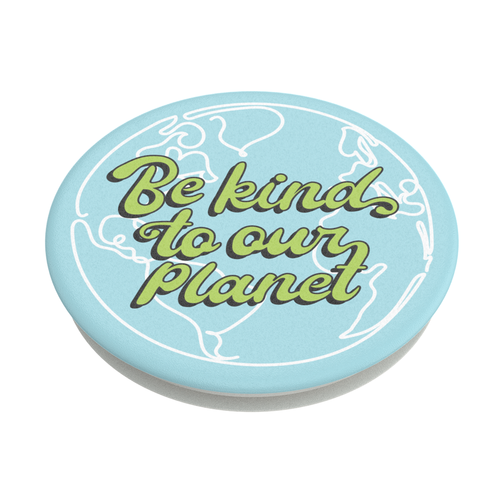Popsockets PopGrip Be Kind To Our Planet, PopSockets