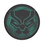 PopSockets PopGrip Licensed Black Panther Icon, PopSockets