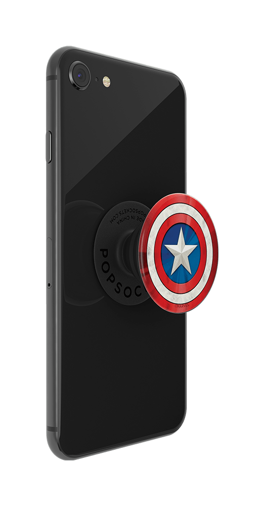 PopSockets PopGrip Licensed Captain America Icon, PopSockets