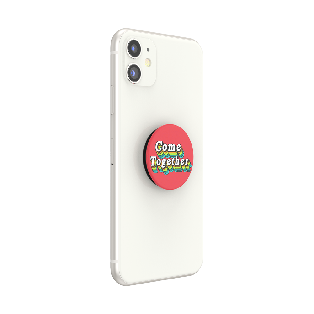 PopSockets PopGrip Come Together, PopSockets