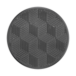 PopSockets PopGrip Lasercut Metal Geo Hex, PopSockets