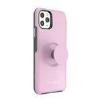 Otter + Pop Symmetry Series Case Mauveolous for the iPhone 11 Pro, PopSockets