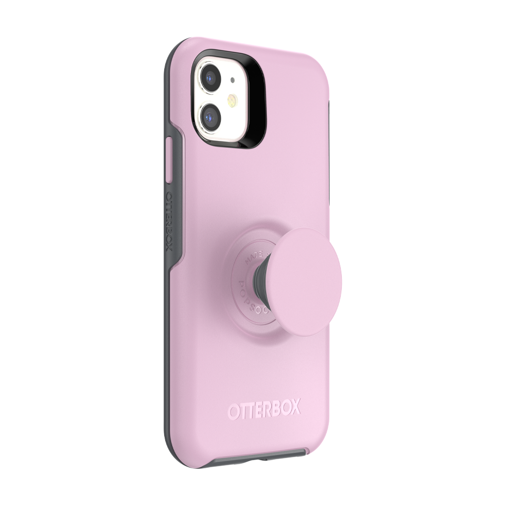 Otter + Pop Symmetry Series Case Mauveolous for the iPhone 11, PopSockets