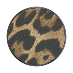 PopSockets PopGrip Vegan Leather Leopard, PopSockets