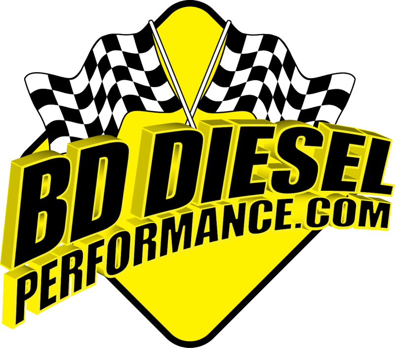 BD Diesel Super B Twin Turbo Upgrade Kit - 1994-1998 12-valve Dodge