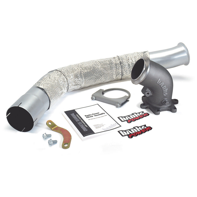 Banks Power 99.5-03 Ford 7.3L F450/550 Power Elbow Kit