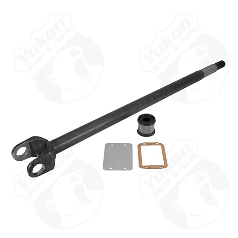 Yukon Gear Disconnect Axle Delete Kit For 94-99 Dodge Dana 60 Front / 30 Spline