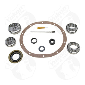 Yukon Gear Bearing install Kit For Chrysler 8in IFS Diff / 00-Early 03