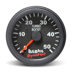 Banks Power 0-50 PSI Boost Gauge Kit