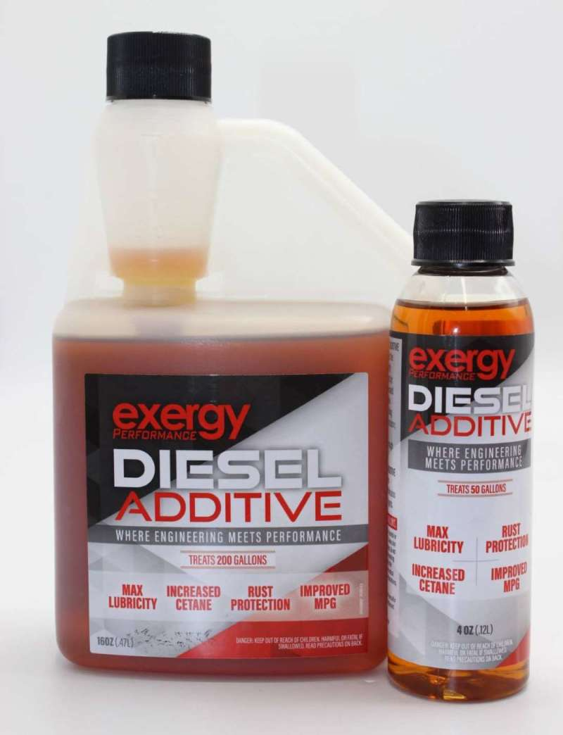 Exergy Diesel Additive 4oz- Case of 12