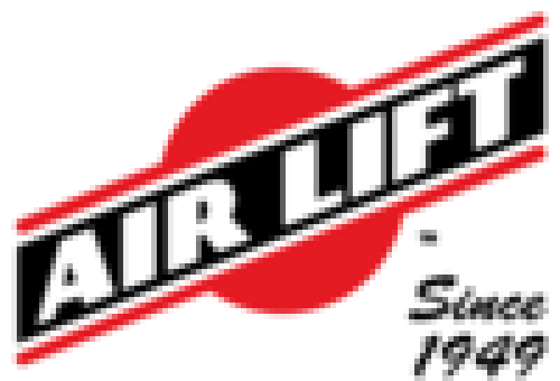 Air Lift Loadlifter 5000 Ultimate for 11-16 Ford F-250/F-350 w/ Stainless Steel Air Lines