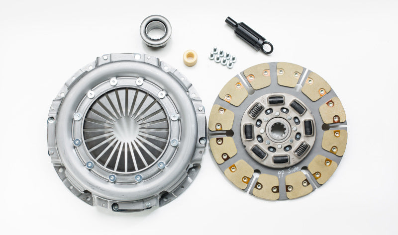 South Bend Clutch 99-03 Ford 7.3 Powerstroke ZF-6 Dual Friction 4 Paddle Spicer Design Clutch Kit