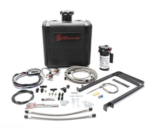 Snow Performance 94-17 Ford Stg 3 Boost Cooler Water Injection Kit (w/SS Braided Line & 4AN)