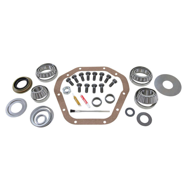 Yukon Gear Master Overhaul Kit For 99+ Dana 60 and 61 Front Disconnect Diff
