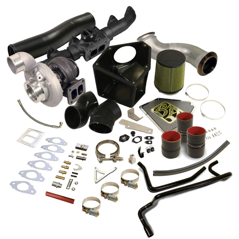 BD Diesel Rumble B S364.5SX-E Turbo Kit - Dodge 2013-2016 6.7L