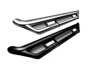 RBP RX-3 Step Bars 17-18 Ford F250/F350 Supercab (All Beds) - Black
