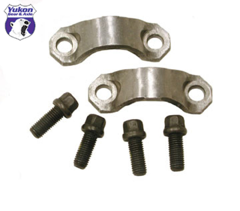 Yukon Gear 7260 U/Joint Strap / Small Chrysler w/ Bolts / 7.25 / 8.25 / 8.75 / 9.25