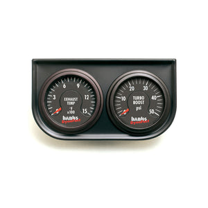 Banks Power 01-07 Chevy/03-07 Dodge/03-07 Frd Dynafact Elect Gauge Assembly
