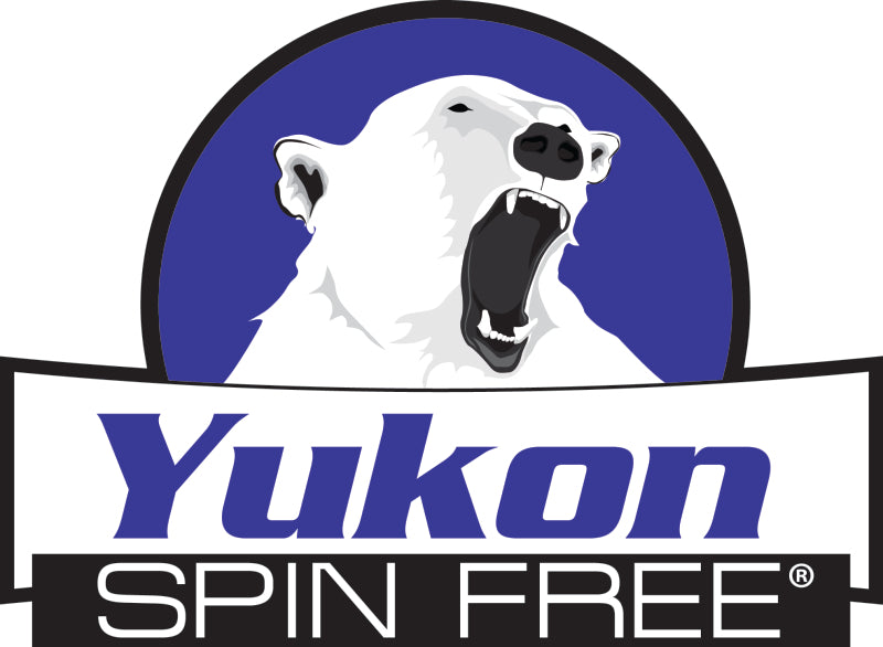 Yukon Gear Spin Free Locking Hub Conversion Kit For 12-15 Dodge 2500/3500