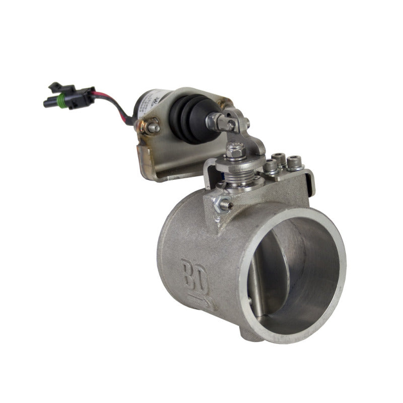 BD Diesel Positive Air Shutdown (Manual Controlled) - Dodge 1998.5-2002 5.9L 24-valve