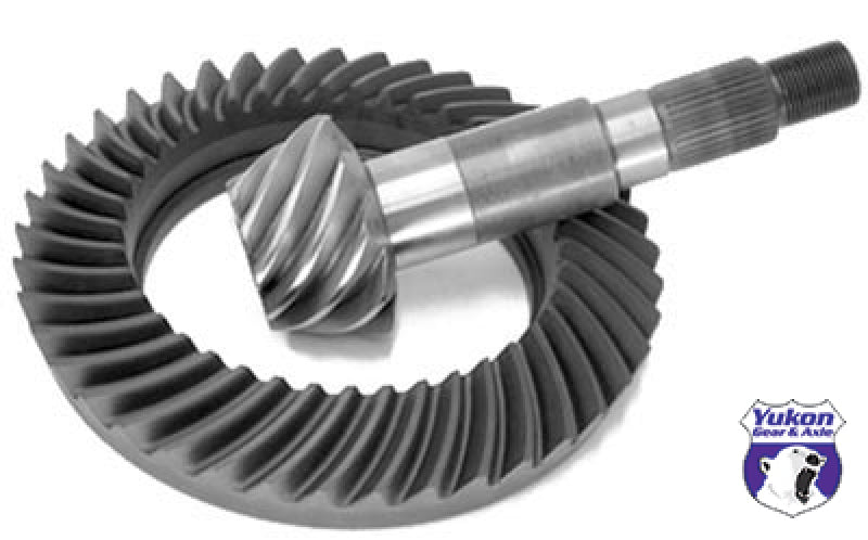 Yukon Gear High Performance Gear Set For Dana 80 in a 4.11 Ratio / Thick