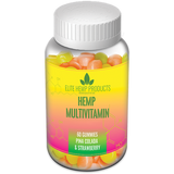 Hemp Multivitamin Pina Colada & Strawberry
