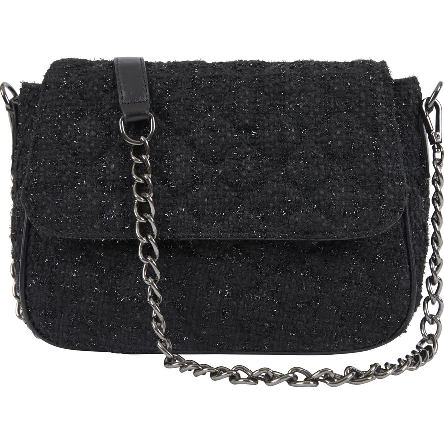 BOUCLÉ CROSS BODY TASKE