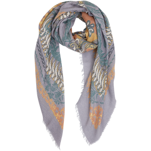 BAROQUE Wool scarf