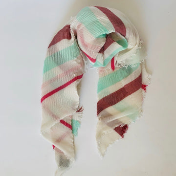 BELLA STRIPE Scarf