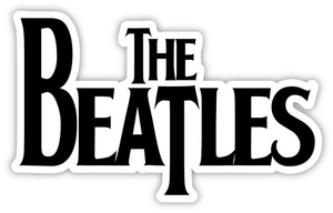 The Beatles Printed Tshirt