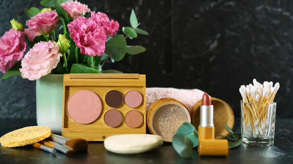 How to follow a sustainable lifestyle in your daily beauty routine. Photo credit: Mille Flore Images