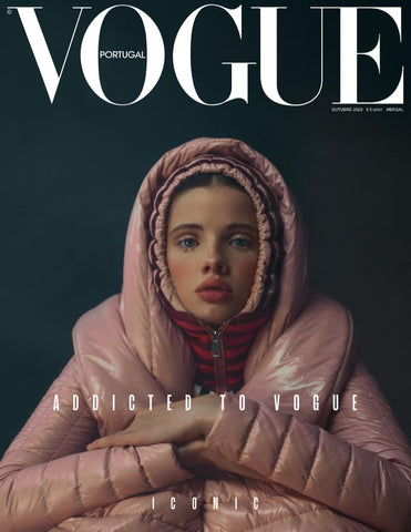 Addicted To Vogue - Cover 1 Magazine