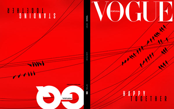VOGUE UNITED - Cover 1