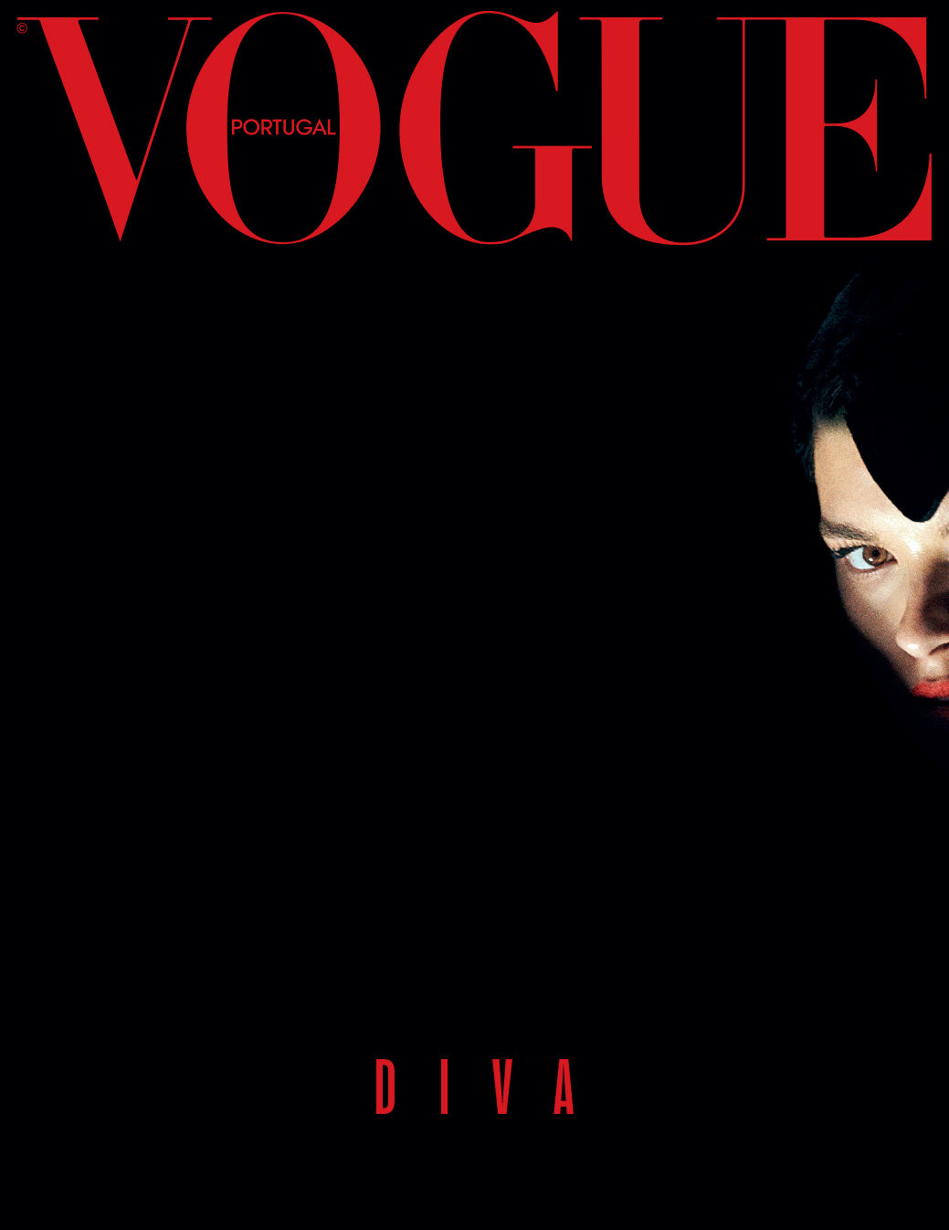 Diva - Cover 3 - poster collection